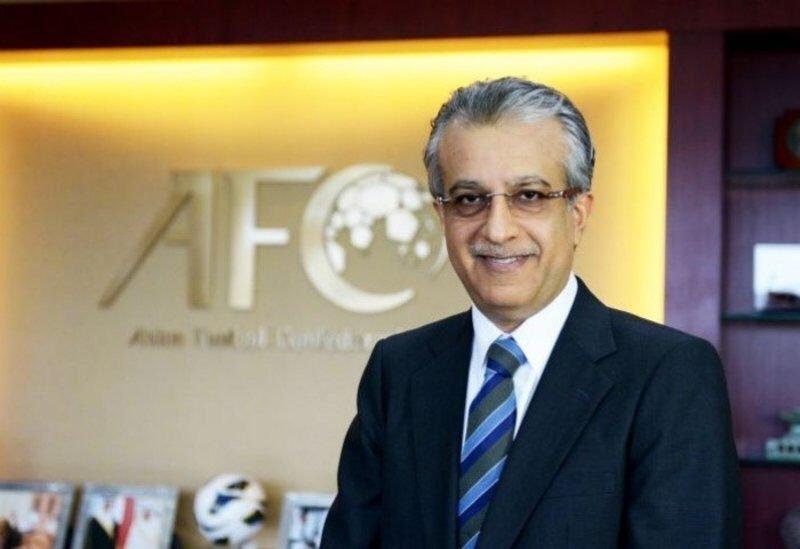 آل خليفة ي شيد بالدور السعودي الآسيوي وي رحب بتطوير مونديال الأندية