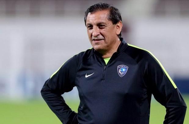 رامون دياز .. قائد الدوري السعودي