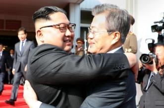 مفاجأة.. رئيس كوريا الجنوبية التقى زعيم الشمالية في هذه المنطقة - المواطن
