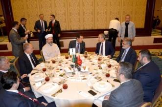 بالصور.. سفير المملكة لدى تركيا يقيم مأدبة إفطار في أنقرة - المواطن