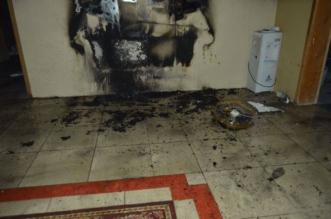 عبث الأطفال يشعل منزلًا في سكاكا ويصيب فتاة بالاختناق - المواطن