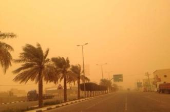 خميس ممطر وغبار يحجب الرؤية على 8 مناطق - المواطن