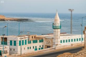 بالصور.. أقدم مسجد في الوجه يستقبل المصلين بعد توقف 4 سنوات - المواطن
