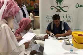 بالصور.. صحة مكة تنظم حملات الكشف المبكر عن داء السكري - المواطن
