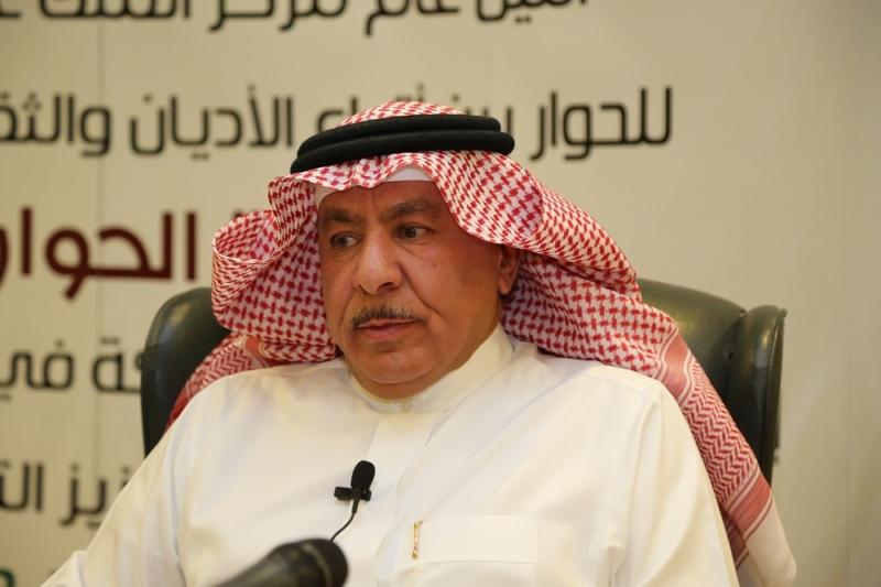 فيصل بن معمر: المملكة بقيادة خادم الحرمين نجحت في مأسسة الحوار العالمي - المواطن