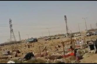 بالفيديو.. عمالة سائبة تذبح الأغنام بشكل عشوائي بالرياض - المواطن