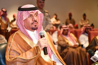 وزير الحرس الوطني يشيد بأداء منسوبي القطاع الغربي - المواطن