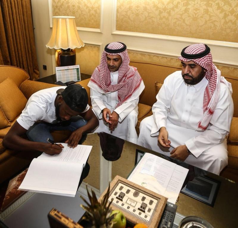 فهد المولد اتحادي حتى 2022 - المواطن