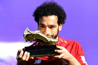 ملك ليفربول يُتوج بالحذاء الذهبي ويتصدر ترتيب هدافي الدوري الإنجليزي - المواطن