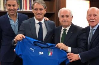 الداهية مانشيني مدربًا لمنتخب إيطاليا - المواطن