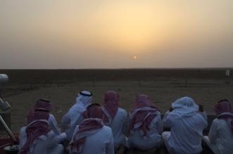 42 دقيقة يقضيها هلال شوال في سماء المملكة بعد المغرب - المواطن