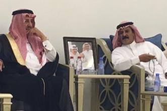 أمير الفوج السادس والثلاثين يتلقى التعازي من الأمراء وكبار المسؤولين في وفاة شقيقه - المواطن