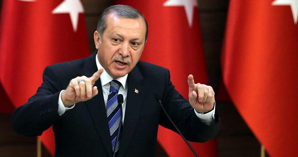 تركيا تواصل استفزازاتها.. من حقوق الإنسان إلى الاستيلاء على الغاز أردوغان هو المشكلة