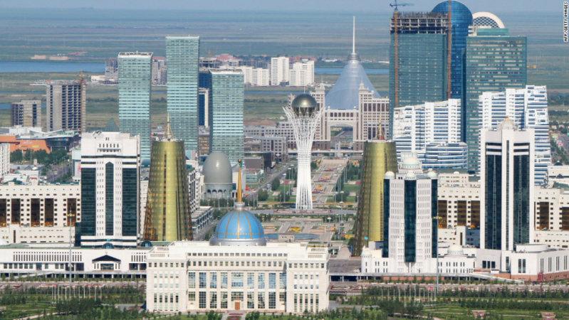 كازاخستان .. كنز آسيا الوسطى