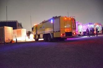 إخلاء السلام مول في جدة بسبب حريق.. والمدني يفك احتجاز 7 أشخاص - المواطن