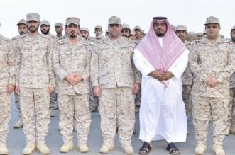 بالصور.. نائب أمير نجران يشارك منسوبي الدفاع الجوي وجبة الإفطار - المواطن