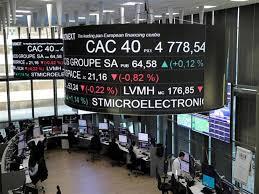 الأسهم الأوروبية تهبط مع تصاعد توترات الشرق الأوسط