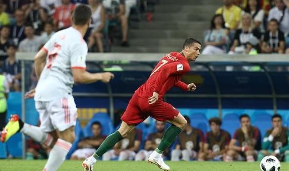 البرتغال ضد المغرب .. تألق رونالدو يُقلق أسود الأطلسي