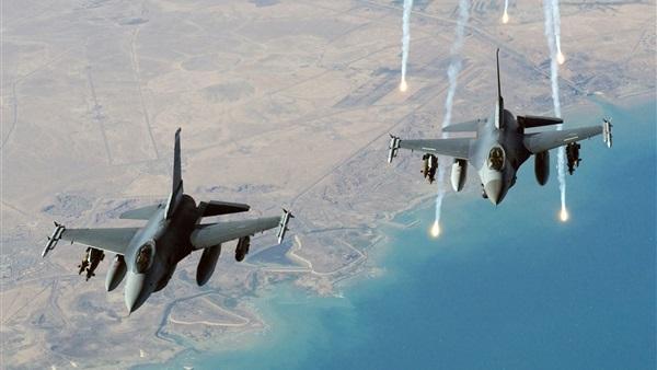 التحالف يدمر منظومة دفاع جوي حوثية في صنعاء