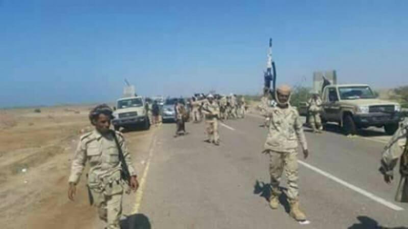 الجيش اليمني يحقق انتصارات جديدة في باقم - المواطن