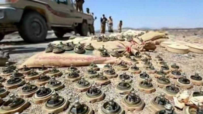 الألغام إرث الحوثيين الأسود للأجيال القادمة