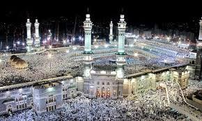 250 ألف متر مربع مساحة ما تغطيه المكبرات الخارجية للمسجد الحرام - المواطن