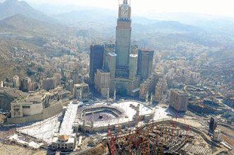 محطة كهرباء بجهد 110 / 380 ك.ف ضمن مشروع بوابة مكة المكرمة - المواطن
