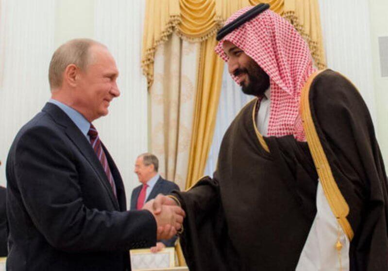 الكرملين يعلن تفاصيل جديدة بشأن زيارة بوتين إلى المملكة