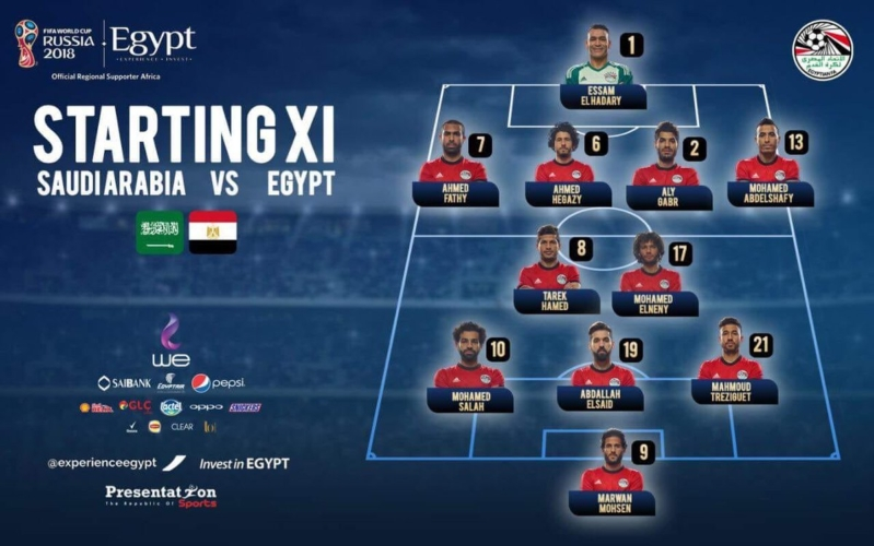 مباراة مصر والسعودية اليوم .. كوبر يدفع بالقوة الضاربة - المواطن