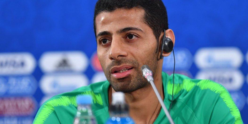 الجاسم عن مباراة أوروغواي: واثقون من قدراتنا ومهاراتنا