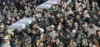 مقتل وإصابة 27 من الحرس الثوري الإيراني قرب الحدود العراقية