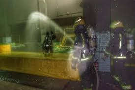 حريق مروع يلتهم مولاً تجارياً بالطائف وإصابة 3 حالات - المواطن