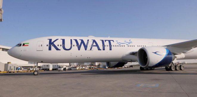 خلل فني يجبر طائرة كويتية على الهبوط الاضطراري