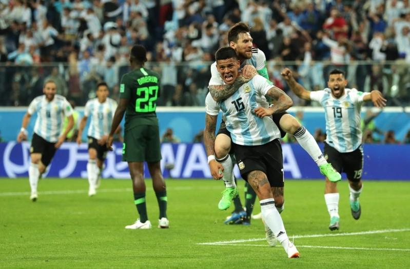 روخو .. منقذ أحلام الأرجنتين المونديالية