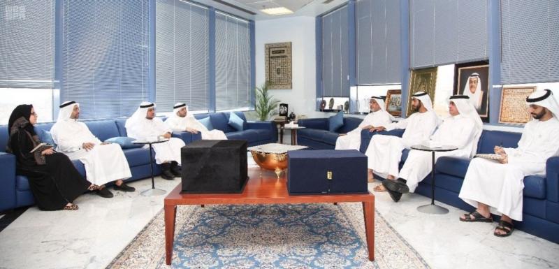 سفير الإمارات في المملكة يستعرض أبرز الفرص الريادية المتاحة في المملكة والإمارات 2