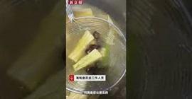 فيديو مروع.. صراصير في وجبة مطعم! - المواطن