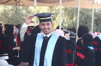 ابن مطر يتلقى التهاني بمناسبة تخرجه من جامعة العلوم والتكنولوجيا - المواطن