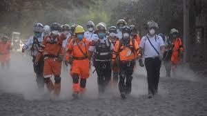 وقف البحث عن 200 مفقود ضحايا بركان غواتيمالا - المواطن