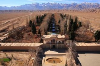 بالصور.. كارثة طبيعية تعيد إيران 3 آلاف عام إلى الوراء - المواطن