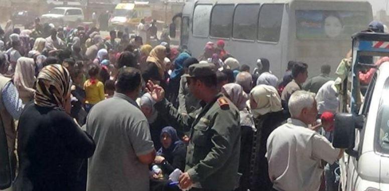 رغم ابتزاز أردوغان للغرب.. تركيا تجبر اللاجئين السوريين على العودة لمناطق الحرب