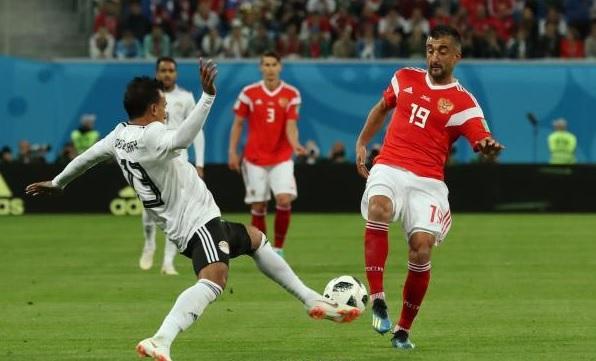 مباراة مصر وروسيا تمنح الأخضر هدية ثمينة