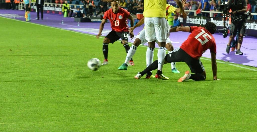 يونس عن مباراة كولومبيا: أظهرت مصر أضعف فرق المجموعة المونديالية