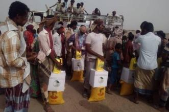 مركز الملك سلمان للإغاثة يواصل مساعدة النازحين في التحيتا - المواطن
