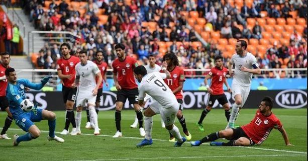ميعاد مباراة مصر وروسيا في كأس العالم 2018