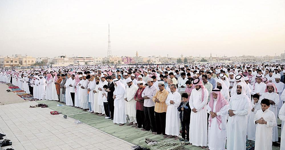 أكثر من 450 مُصلى وجامعاً لصلاة عيد الفطر بالمدينة المنورة ومحافظاتها