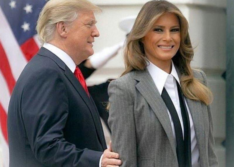 بعد إصابة ترامب وزوجته ميلانيا بـ كوفيد-19 هذه هي الإجراءات المتبعة في البيت الأبيض