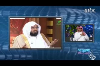 فيديو .. ناصر القصبي ردًا على الفوزان : كيف تجرأت وتتهمنا بالدعوة للزنا - المواطن