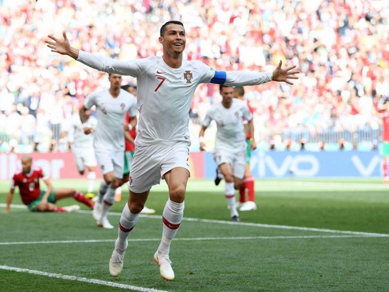 نجم البرتغال الأسرع في كأس العالم 2018
