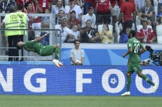 مصور احتفال سالم الدوسري: أفضل لقطاتي بكأس العالم 2018 - المواطن