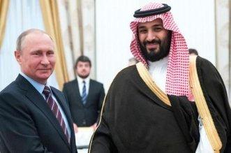ولي العهد وبوتين يحسمان ملف النفط قبل افتتاح كأس العالم - المواطن